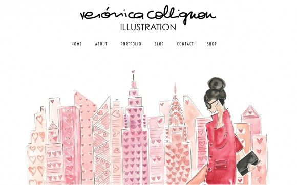 Veronica Collignon Illustration