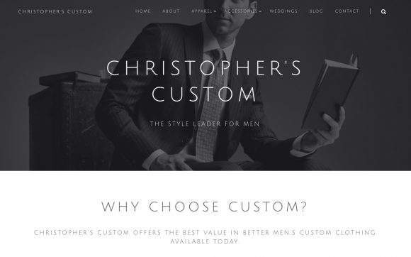 Christopher's Custom